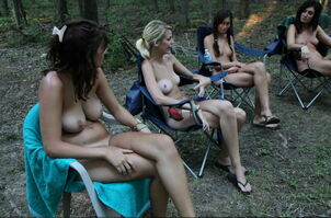teenage nudist camps
